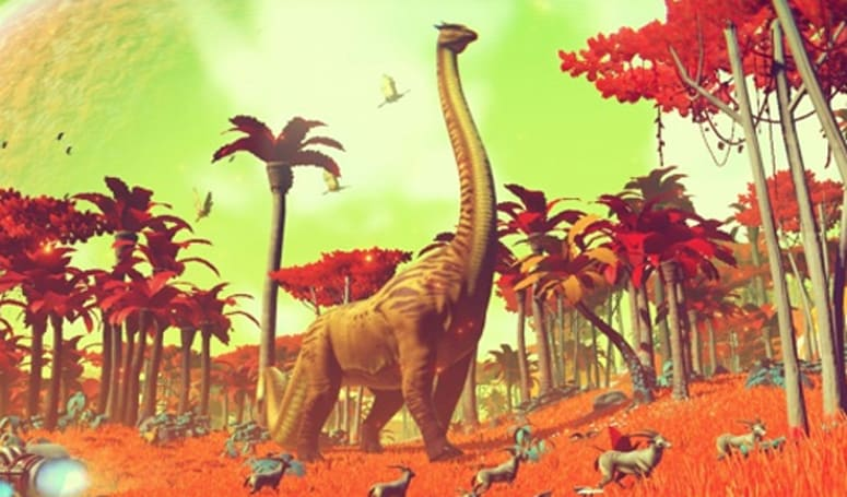 E3 2014: No Man's Sky gets a new trailer