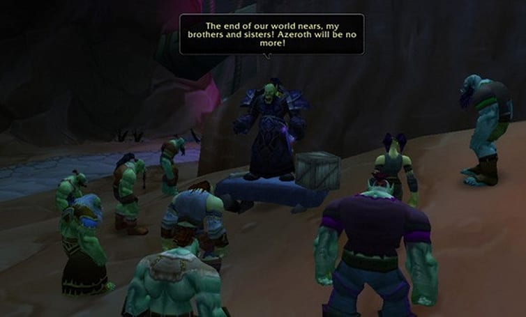 Pre-Cataclysm event image gallery