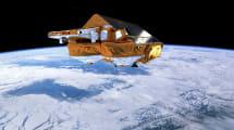 CryoSat-Satellit zeigt Eisschmelze in Grönland auf