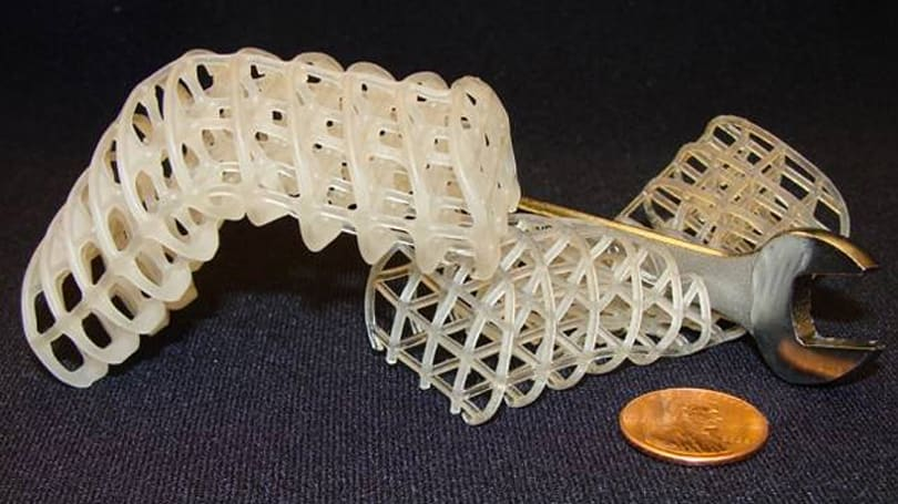 MIT's new material opens the door to squishable, shape-shifting robots