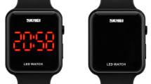 Fake Apple Watch: Bestimmt nicht smart, aber schön retro & billig