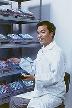 Shuji Nakamura wins €1m for invention of LEDs