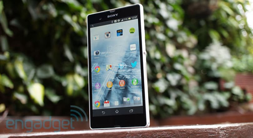 Sony starts upgrading Xperia Z to Android 4.2.2