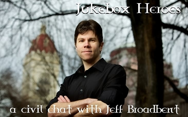Jukebox Heroes: A civil chat with Dawngate's Jeff Broadbent