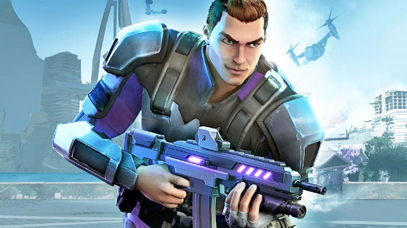 Volition's newest project is 'Agents of Mayhem'