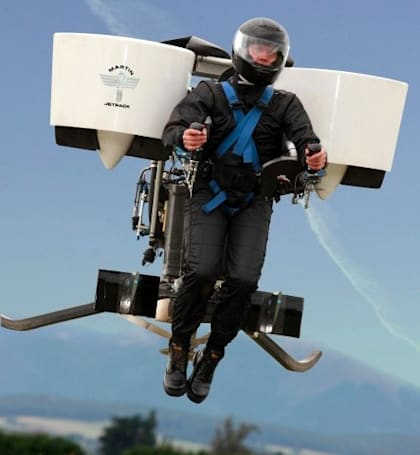 Martin Jetpack hits the 5,000 feet milestone, could come to market within 18 months (video)