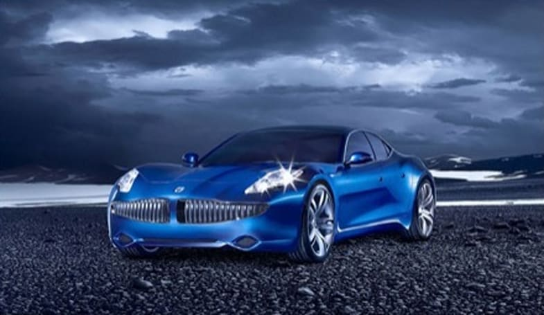 "The ""eco-chic"" Fisker Karma and 150mpg XH-150 hybrids revealed"