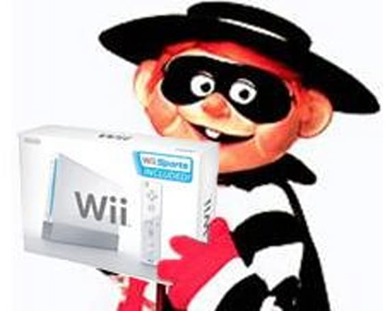 Job seekers nab Wii from retirement home