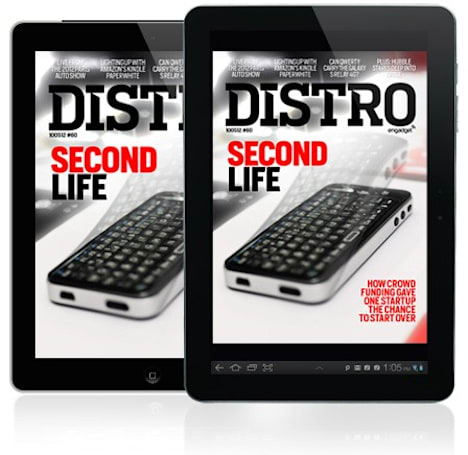 Distro Issue 60: Infinitec's rebirth gets Kickstarted in the Dubai desert