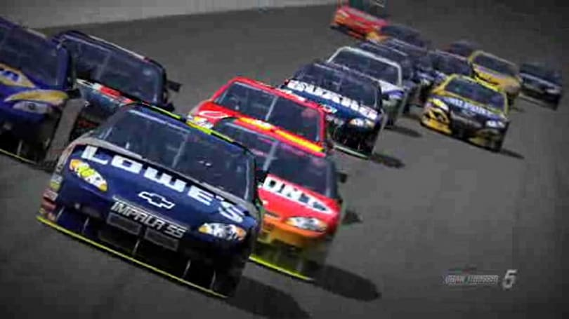 NASCAR director calls Gran Turismo 5 the best NASCAR game to date