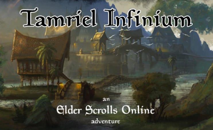 Tamriel Infinium: About that Elder Scrolls VR grind