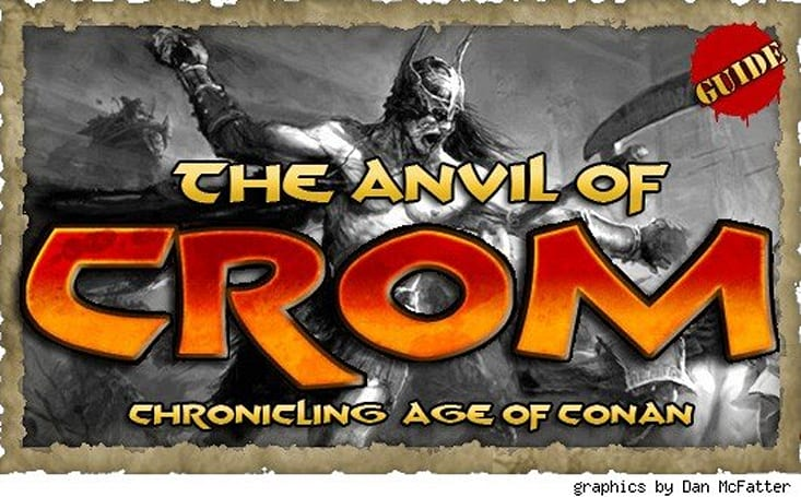 The Anvil of Crom: Finding an Age of Conan hidden faction