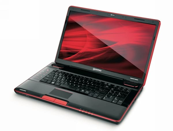 Toshiba updates Qosmio X505 with new Core 2011 processors and NVIDIA graphics