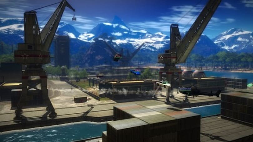 Just Cause 2 gets multiplayer mod on Steam December 16 [Update]