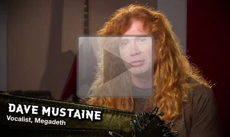 Guitar Hero: Warriors of Rock gets a bump from Megadeth's Dave Mustaine