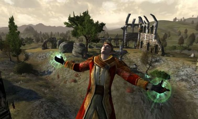 Lord of the Rings Online dev diary details Rune-keeper changes in Riders of Rohan