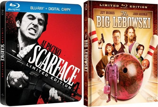Engadget's HD Back to School Giveaway: Win Scarface and The Big Lebowski on Blu-ray!