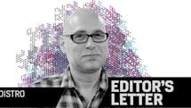 Editor's Letter: The secret is out
