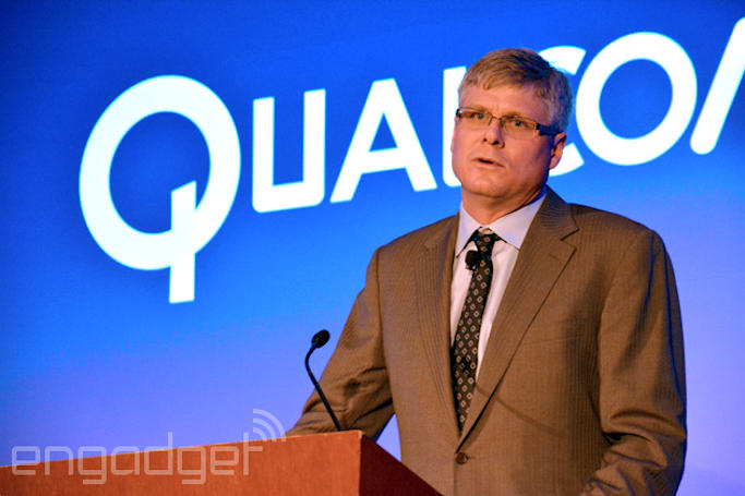 Qualcomm to bet big on tablets and connected cars in 2014, says CEO-elect