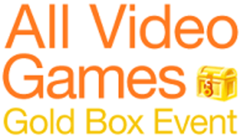 PSA: Amazon video game Gold Box Event coming Tuesday