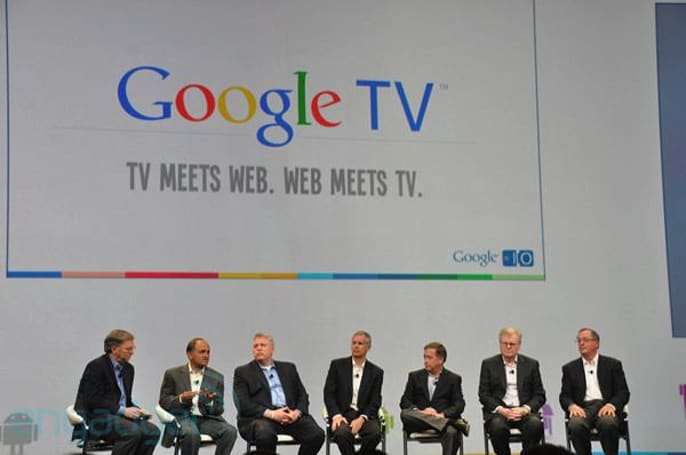 Google remains committed to TV business, expects more partners soon