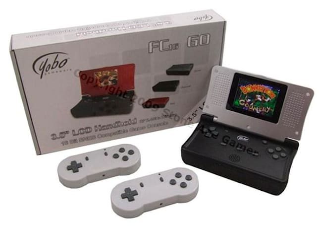 Yobo's handheld SNES gives your old carts a new lease on life (video)