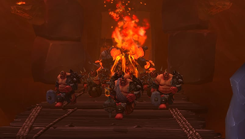 The Stream Team: Warlords of Draenor dungeon fun