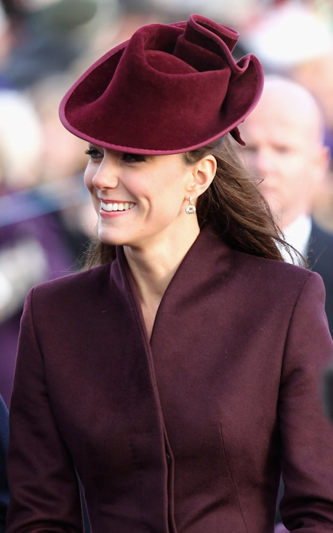 VOTE: What should the Duchess of Cambridge wear on Christmas day?