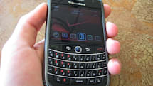 BlackBerry Tour goes to OS 5.0 on Verizon, right on time