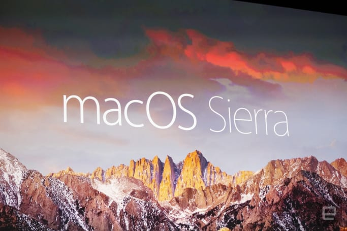 OS X is now macOS