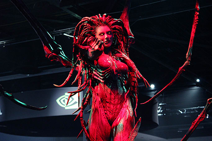 BlizzCon 2013 in photographs