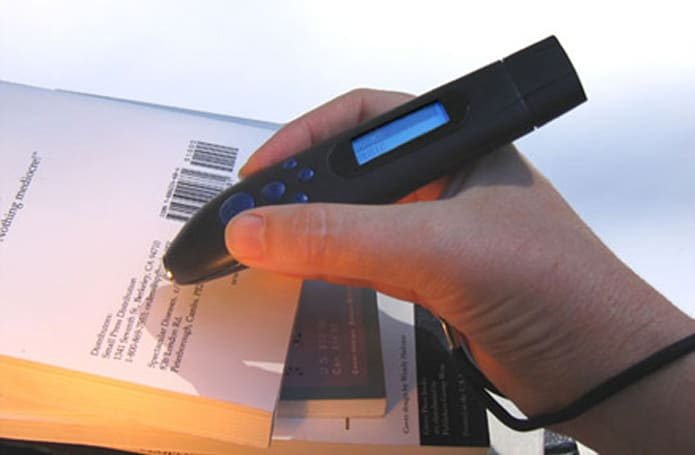 Groqit barcode scanner has your hippocampus' back