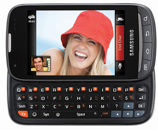Samsung Transform Ultra does the QWERTY slide for Sprint