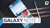 Samsung Galaxy Note 7: Hands-on