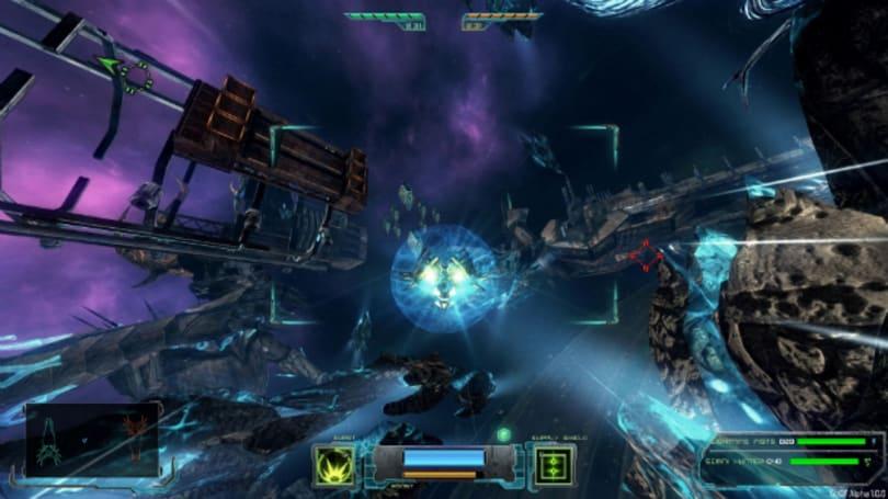 Bandai Namco boldly backs God Factory: Wingmen, Deadcore