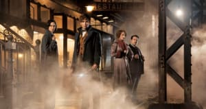 wizards are on high alert in new fantastic beasts featurette