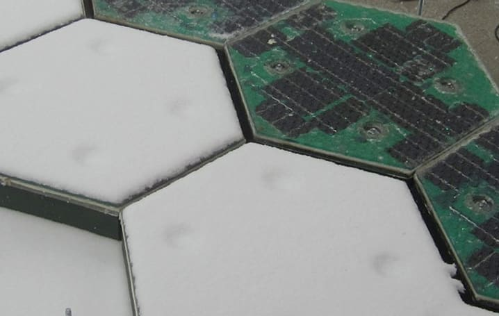 Solar Roadways wants $1 million to turn the US' roads into an energy farm