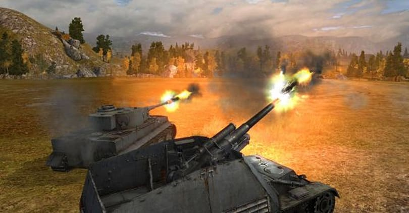 A look at leveling in World of Tanks