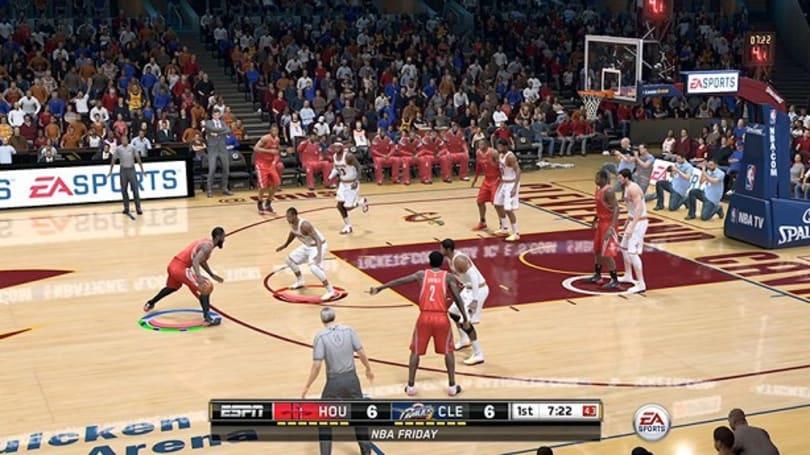 EA Sports delays NBA Live 15 by three weeks