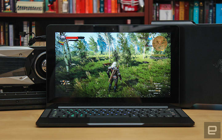 Razer's Blade Stealth and 'Core' add up to the gaming laptop I always wanted
