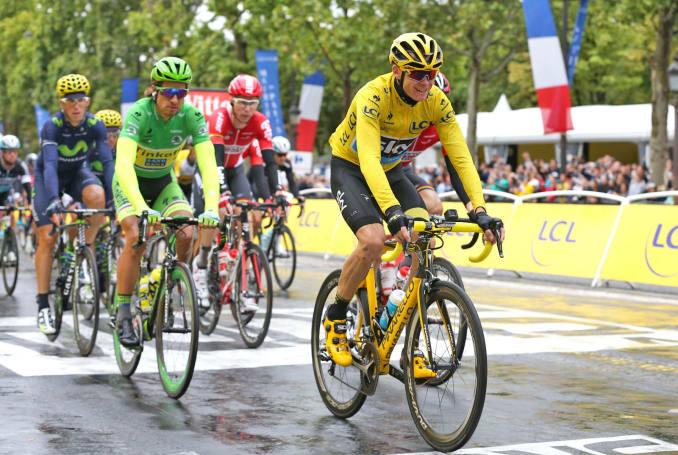 Tour de France will use thermal cameras to spot hidden motors