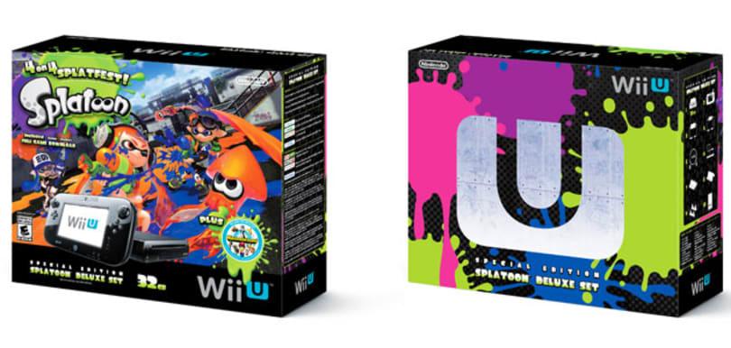 Wii U 'Splatoon' bundle lands at Best Buy on May 29th