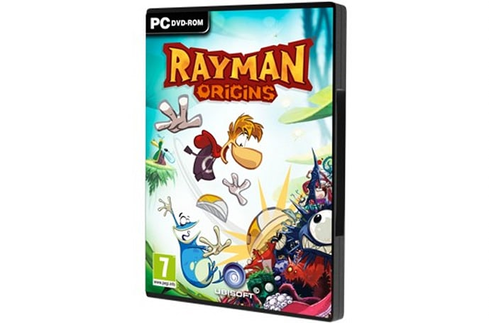 Rayman Origins coming to PC March 29, retail versions DRM free