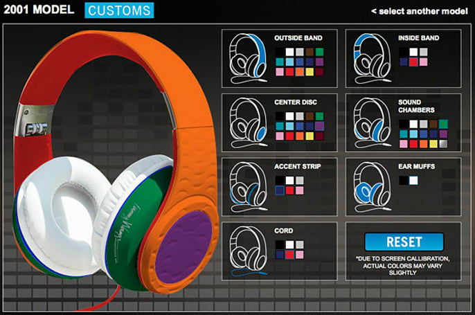 Fanny Wang lets you make your headphones as ugly as you want