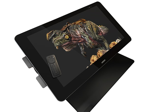 Wacom's Cintiq 27QHD pen display moves the ExpressKeys to a remote