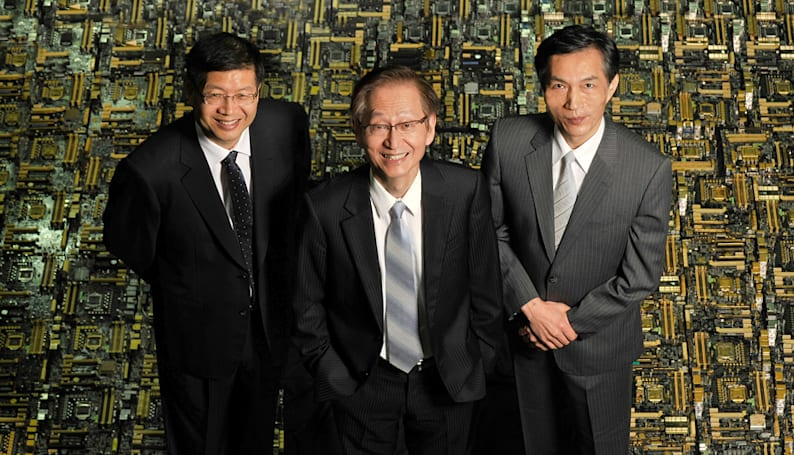 The past, present and future of ASUS, according to its chairman