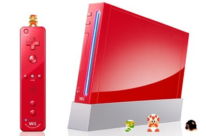 Super Mario Wii and DSi XL systems coming to Europe