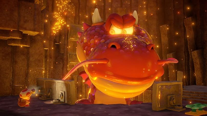 Report: Captain Toad's release date brought forward in UK