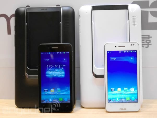 ASUS PadFone Mini 7-inch tablet / 4.3-inch phone combo launches in Taiwan