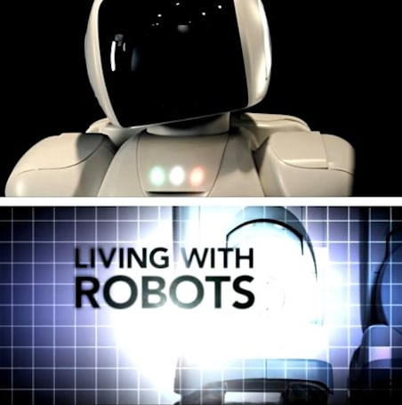 Asimo stars in Living With Robots, promises not to forget the 'little people' (video)